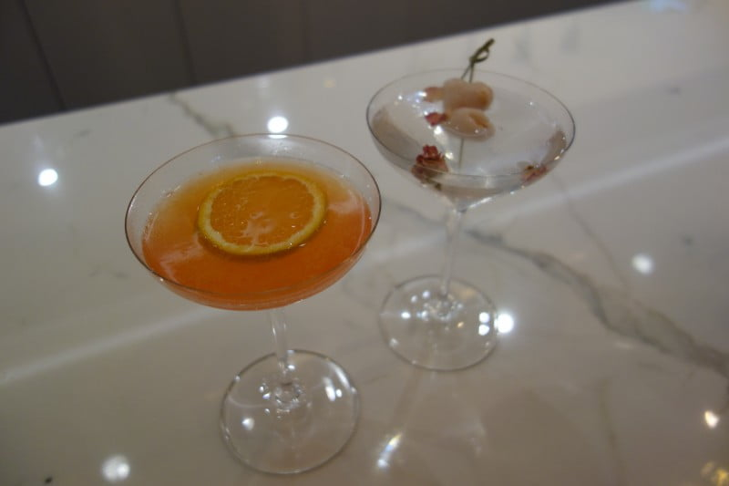Song Kitchen Drinks