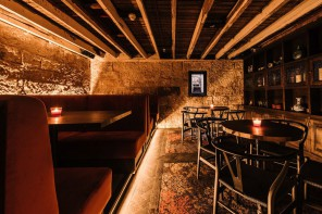 The Doss House, A New Old World Whisky Bar Opens