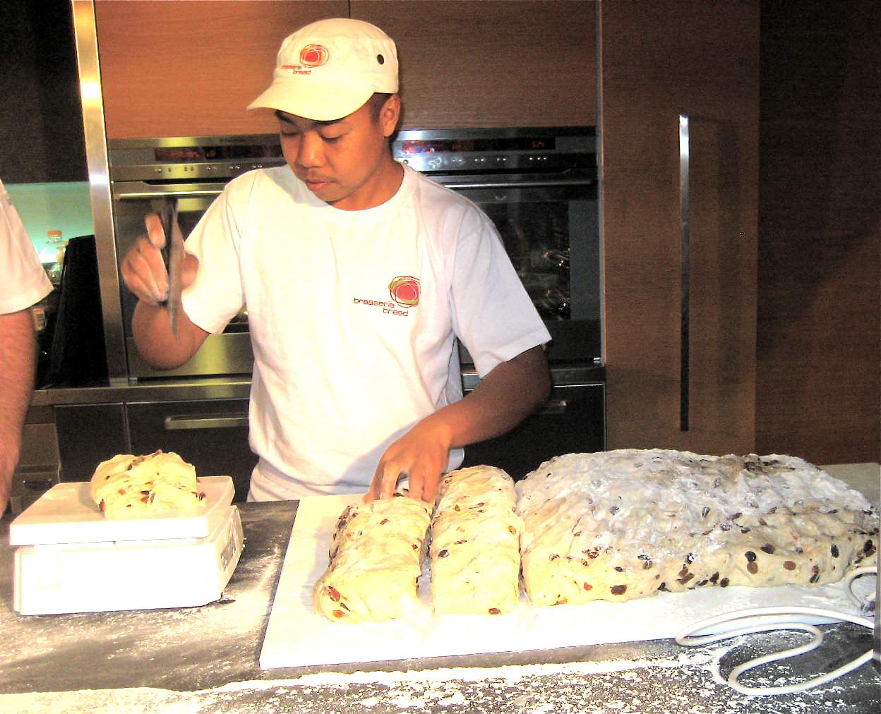 Brasserie Breads in the making