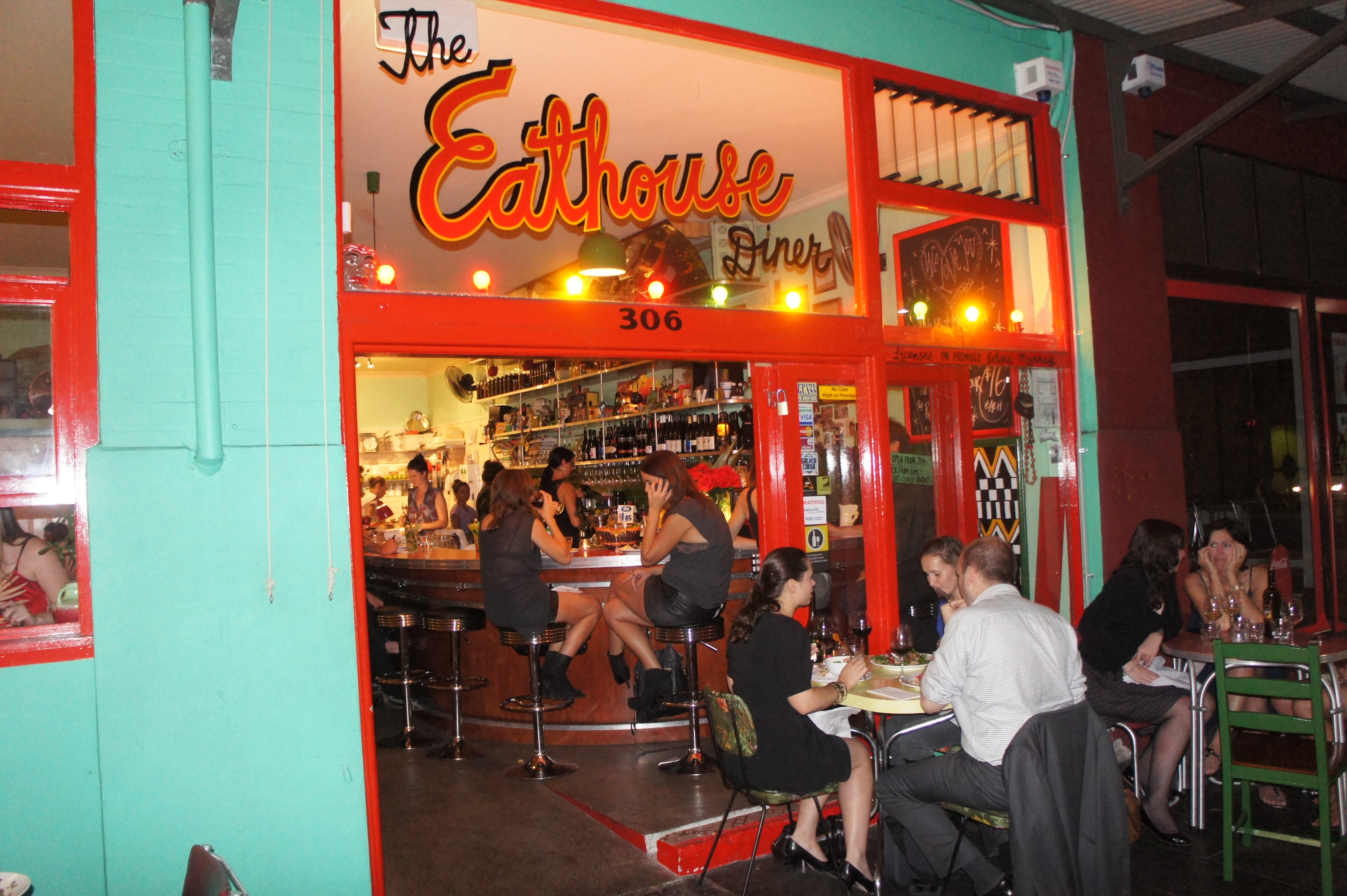 The Eathouse Diner