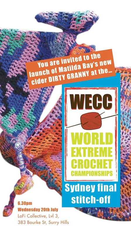 World-Extreme-Crochet-Championships-Dirty-Granny-Launch-4