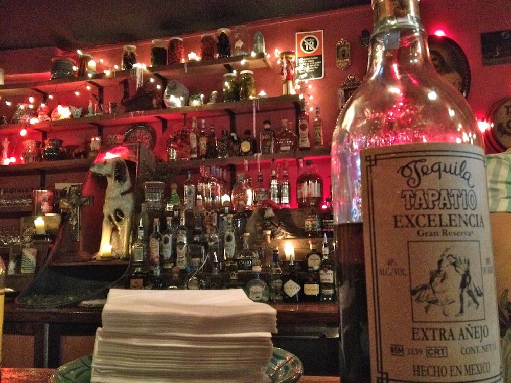 Tio's Cerveceria tequila bar sydney