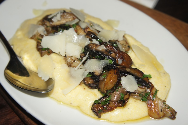 Bondi Hardware Mushroom polenta