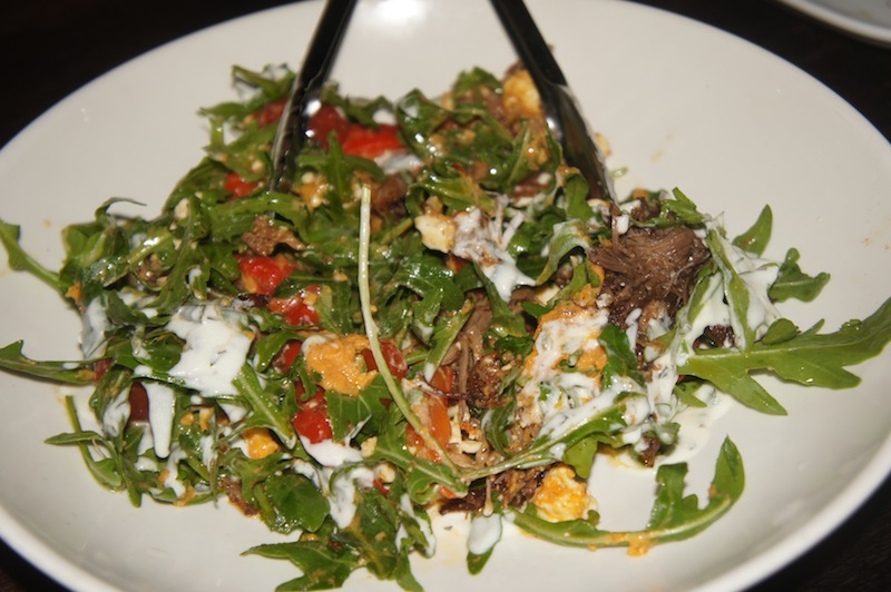 Bondi Hardware  lamb salad