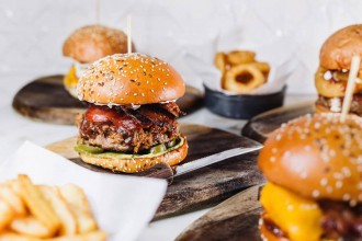 Foodie Apps Deliveroo Third Wave burgers