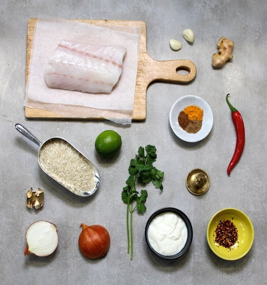 The Cook's Grocer Portioned Ingrediants
