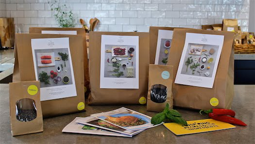The Cook's Grocer Recipe Bags