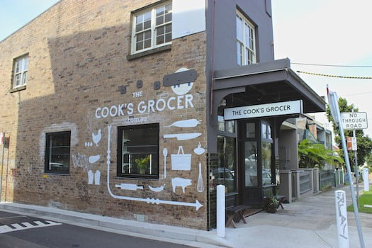 The Cooks Grocer Shop Photo