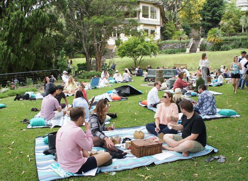 Sydney's best picnic spots Blackburn Gardens