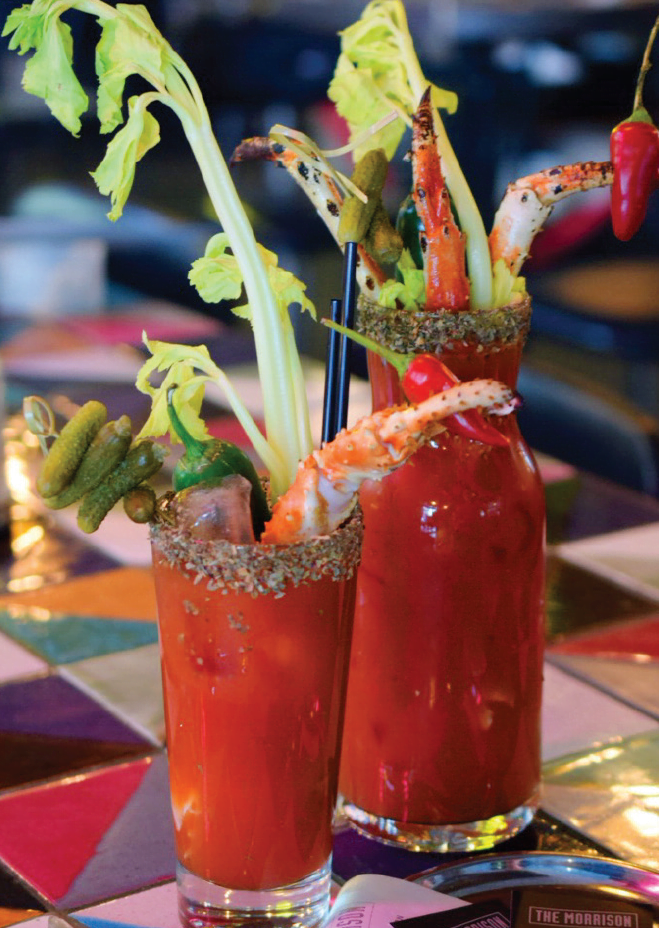 Crabby Mary, The Morrison, Crab Carnivale