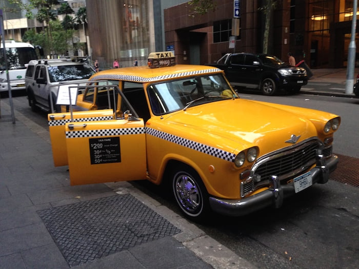 New-York-Taxi-Bowery-Lane