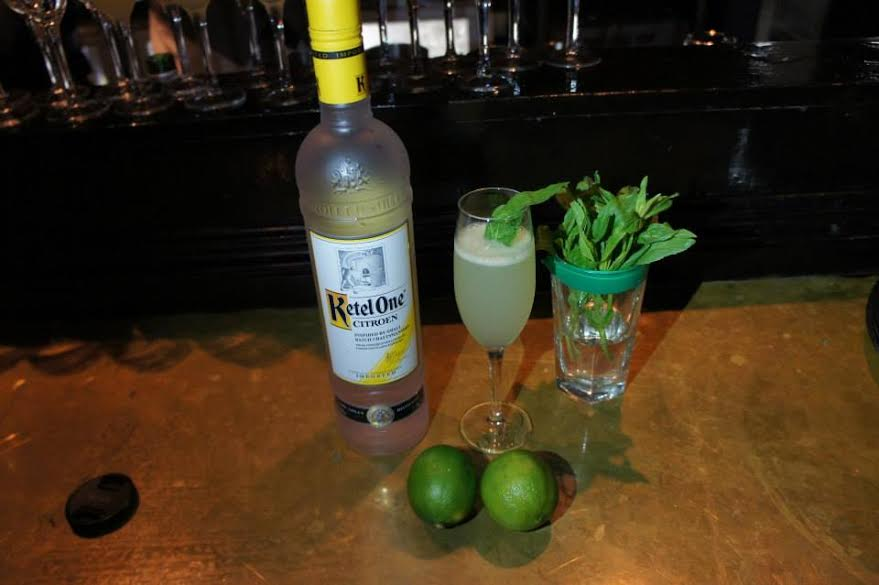 Ketel One Secret Foodies Night with Capone