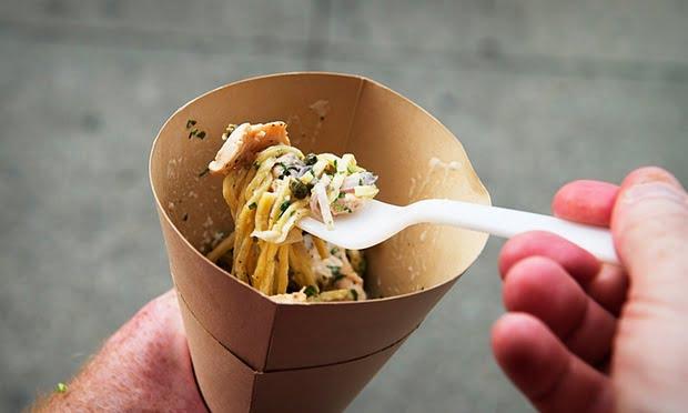 Spaghetti Cone