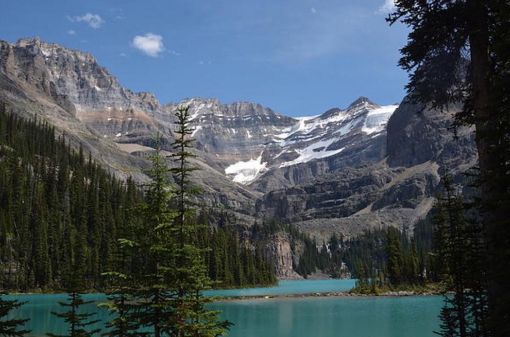 Canadian Rockies scenery