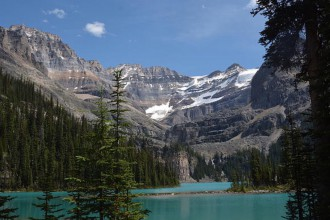 Canadian Rockies scenery
