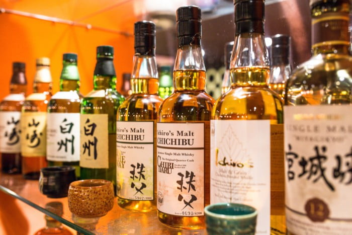 One Tea Lounge And Grill - Japanese Whiskey