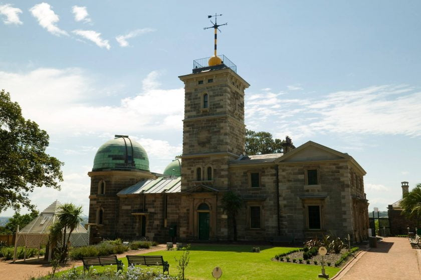 Free Cultural Venues: Sydney Observatory