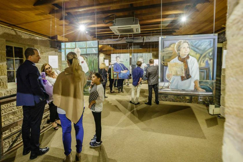 Free Cultural Venues: The Rocks Discovery Museum