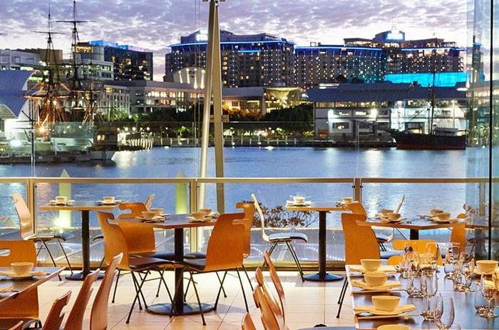 Hickson Street Wharf Restaurants
