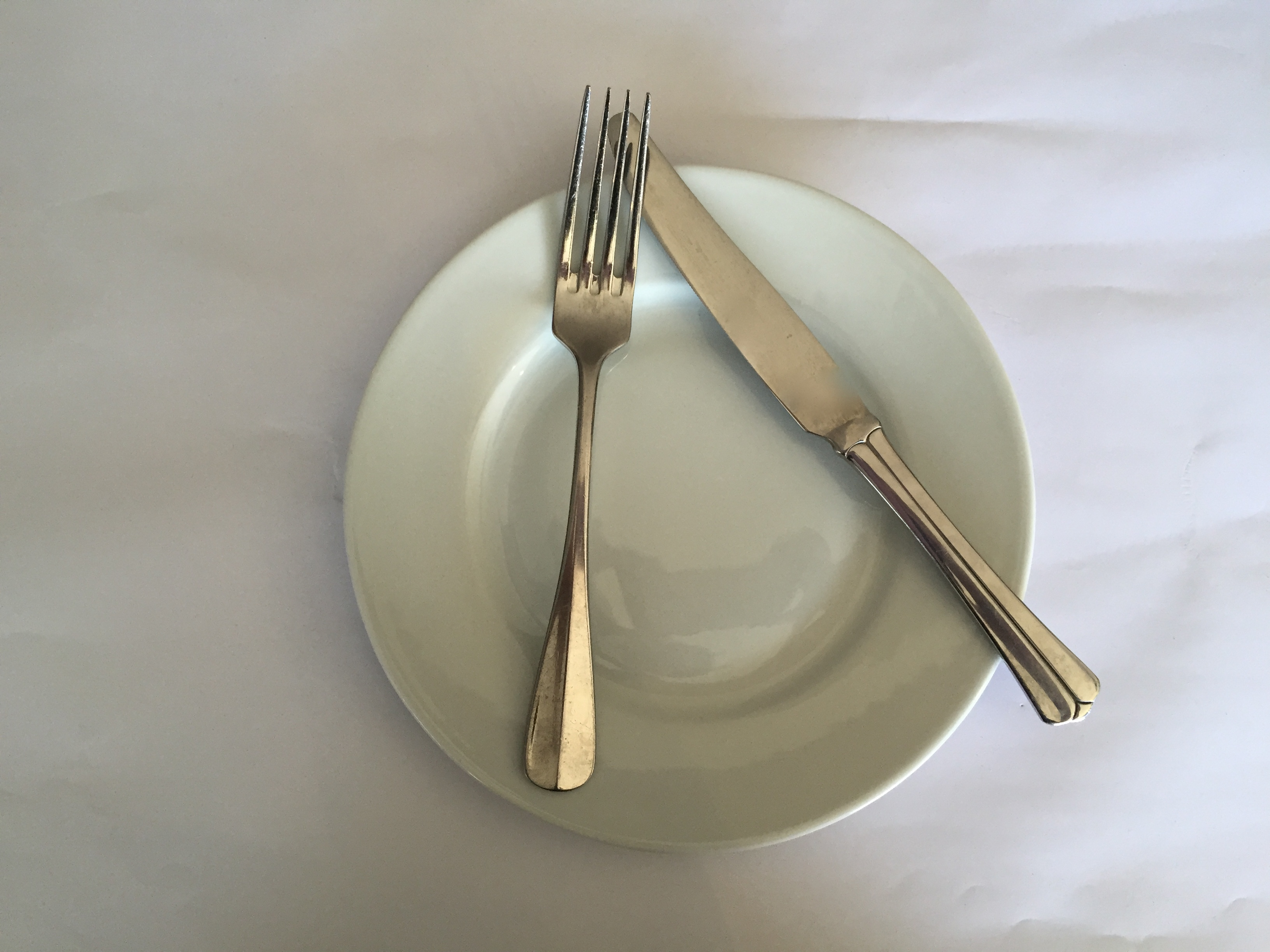 Table Manners Spoon And Fork Positions - Best Fork 2018