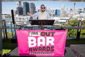 Time Out Sydney Bar Awards 2015