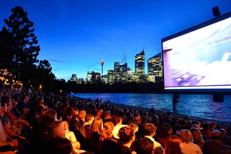 Outdoor Cinemas St George OpenAir