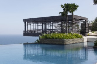 Alila Villas Uluwatu - Exterior - Pool 02