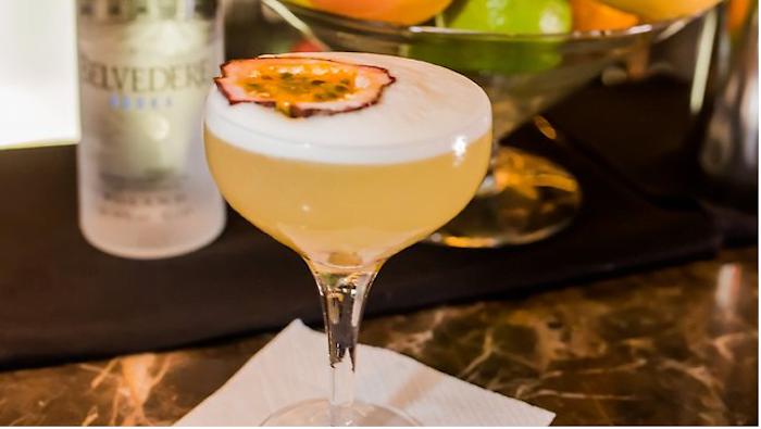 The Pavlova Cocktail