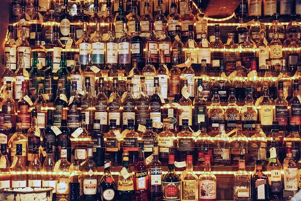 baxter's inn whisky guide