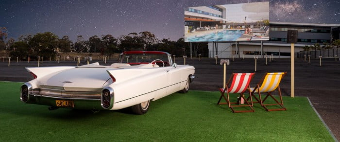 Outdoor Cinemas Skyline Drive-in Blacktown