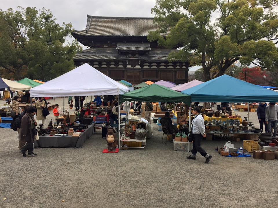 toji flea market 1