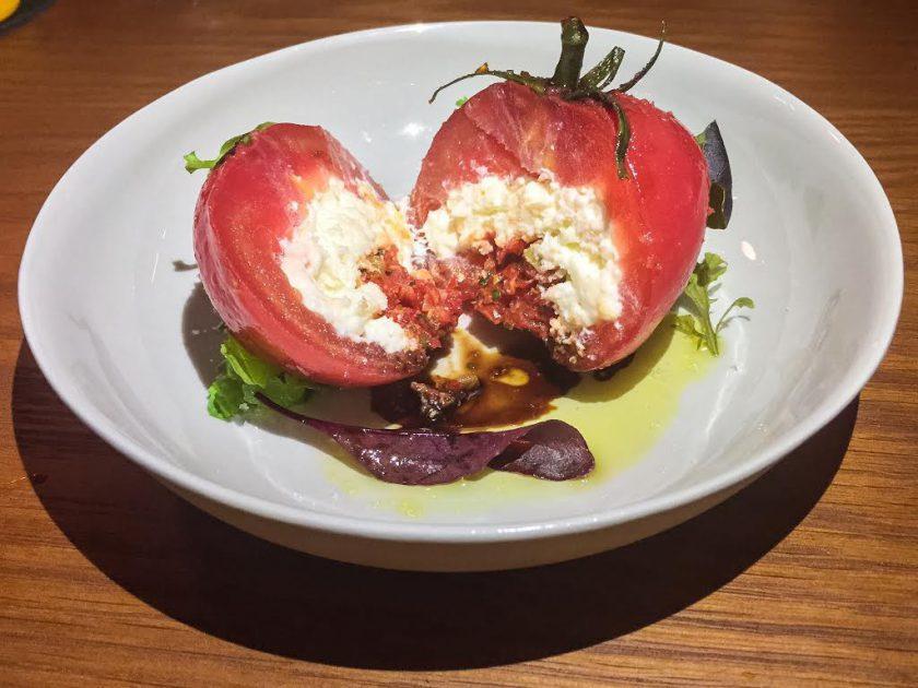 Kensington Street Social vine tomatoes