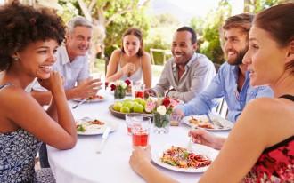 Sober Dinner Party