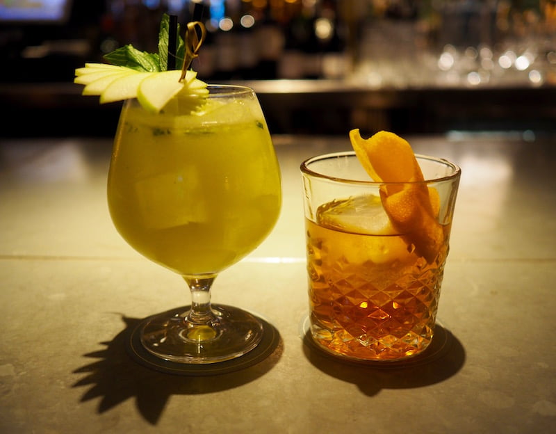 hotel centennial cocktails