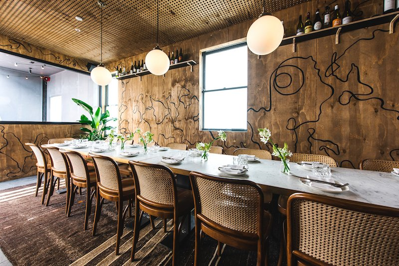 Paddington Private Dining Room