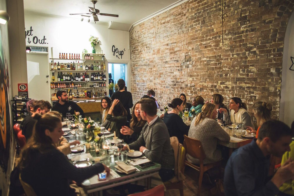 Zebra Green - cafe