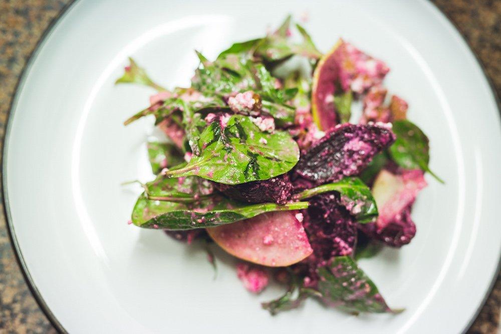Zebra Green - salad