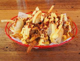 Brooklyn Depot garbage fries