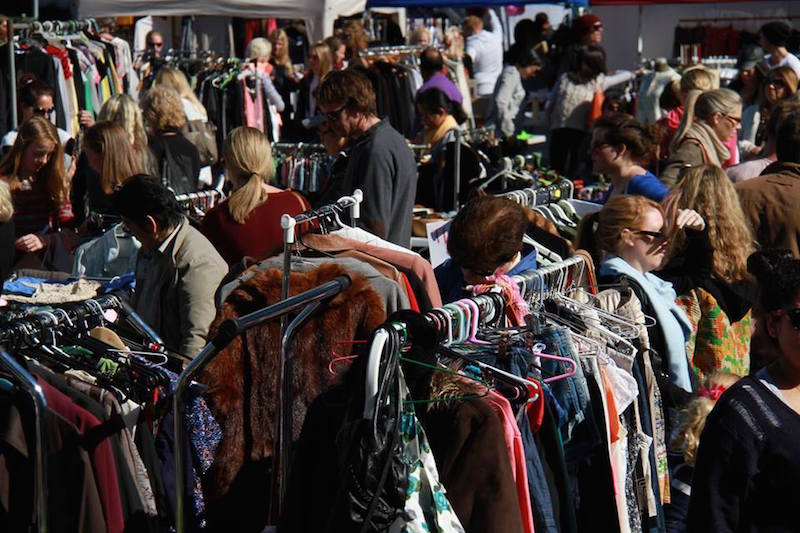 kirribilli markets clothing stall fashion market