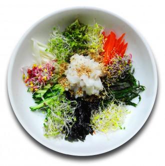 korean dish seoul of sydney dinner