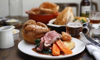 the taphouse sunday roast