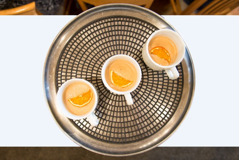 Blood Orange - Espresso Martini