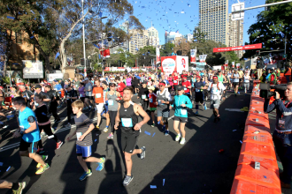City2Surf - Cover