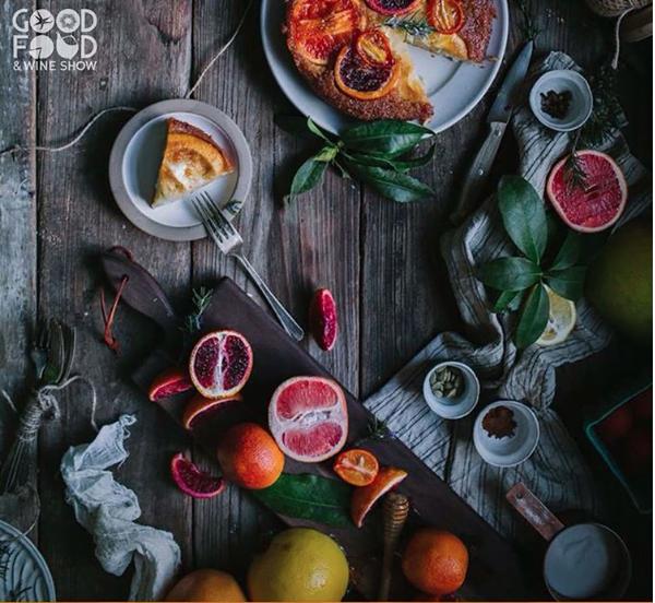 Good Food & Wine Show - Instagram