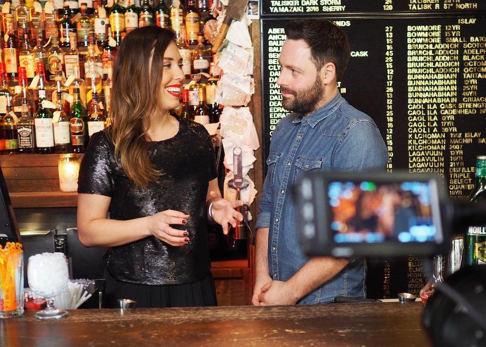 Bar Tag Chewey and Ms Darlinghurst
