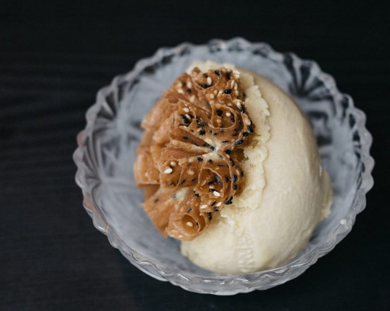long chim ice cream