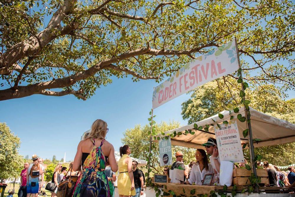 watsons bay cider festival