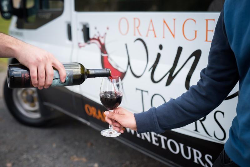 Orange Wine Festival - Red Wine at Orange Wine Tour