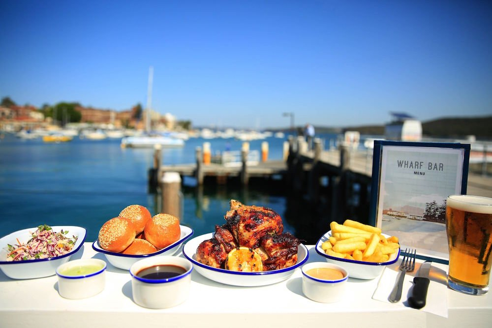 manly wharf hotel manly guide