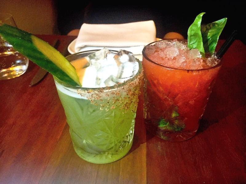 tequila-mockingbird cocktail